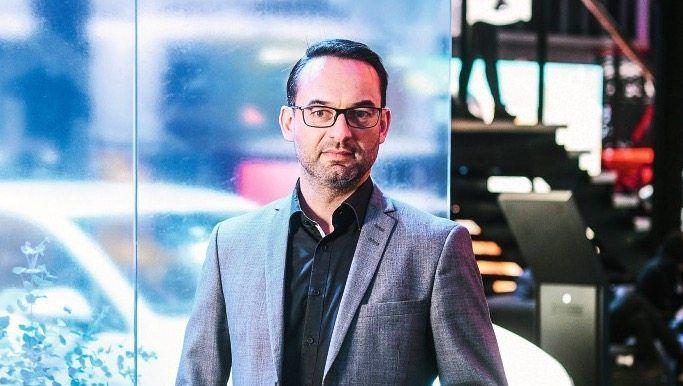 Codeknacker: VW-Digitalvorstand Christian Senger