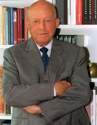 Starb im Alter von 89 Jahren: Wilfried Guth, langjähriger Vorstandssprecher der Deutschen Bank