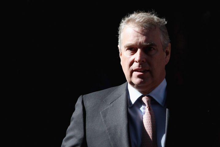 """Er nannte ihn """"Andy"""": Der britische Epstein-Freund Prinz Andrew"""