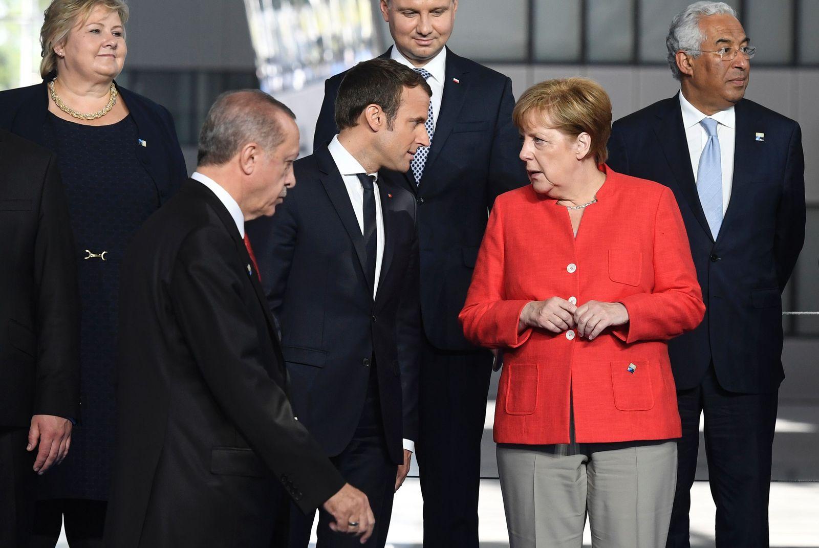 NATO Treffen