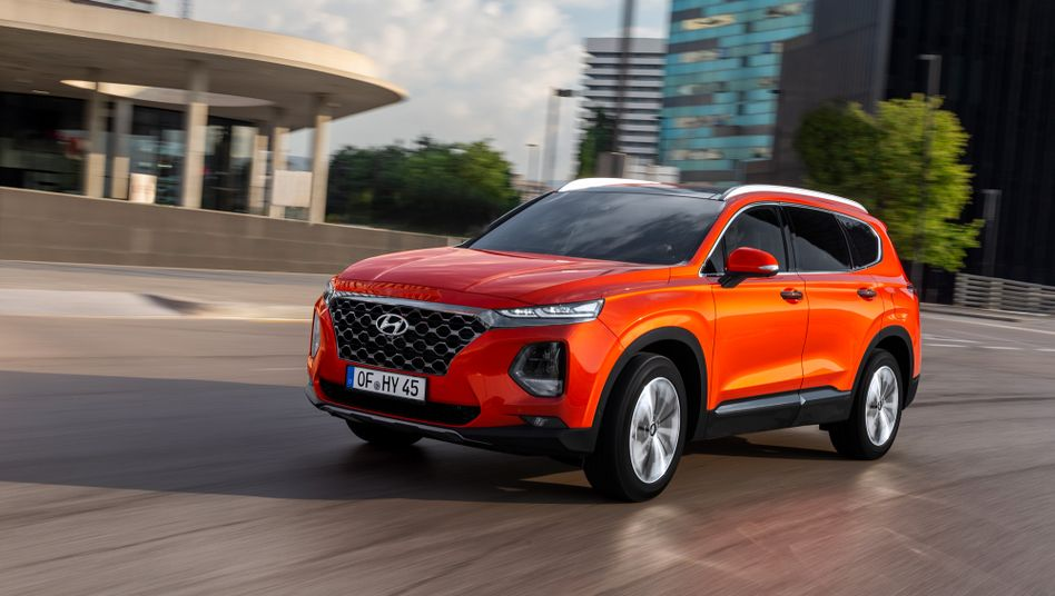 Santa Fe von Hyundai: Der Hoffnungsbringer in den USA
