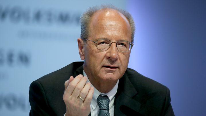 Ermittlungen gegen Volkswagen-Aufsichtsratschef: Das sollten Sie über Hans Dieter Pötsch wissen