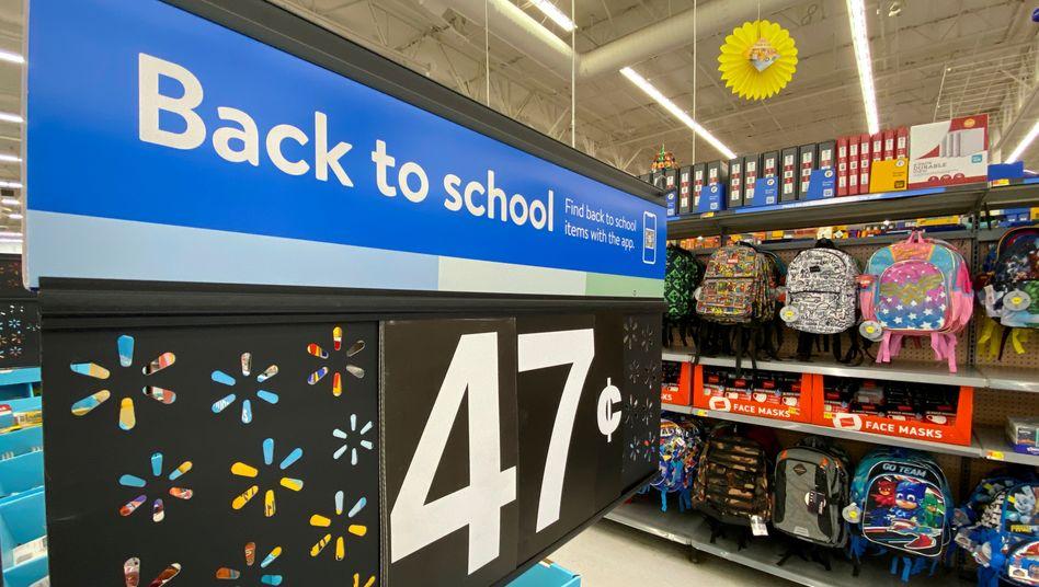 Old Economy trifft junge Kunden: TikTok soll die erfolgreiche Verjüngungskur von Walmart verstärken