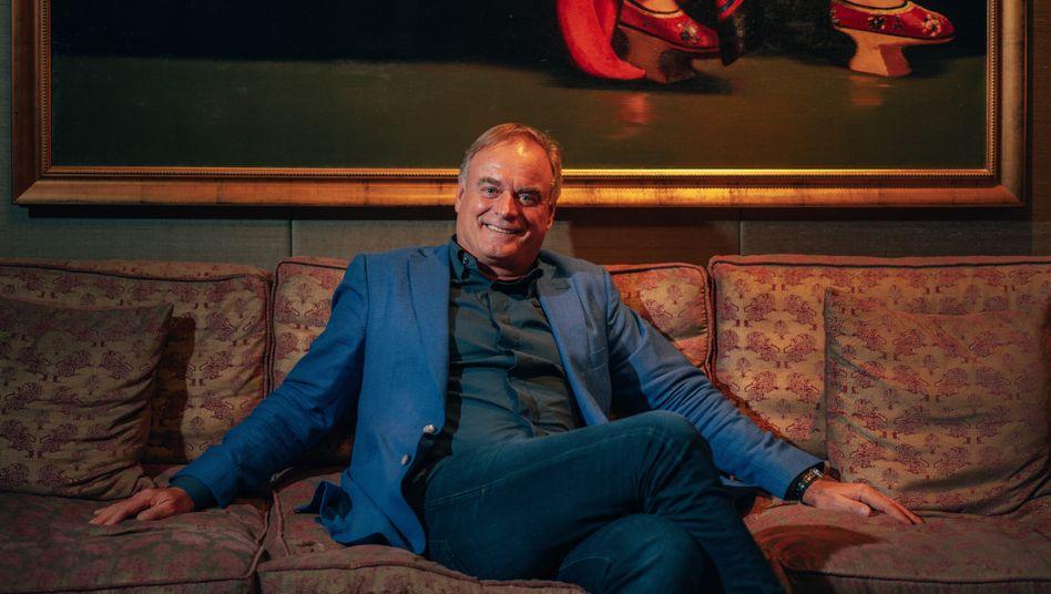 Versprecher: Ex-ProSieben-Chef Georg Kofler