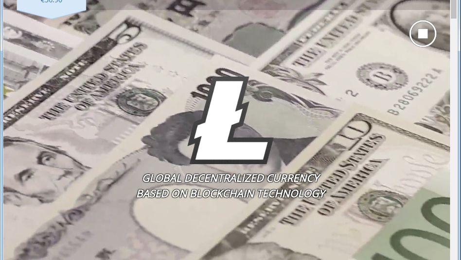 5800 Prozent teurer binnen eines Jahres: Der Litecoin