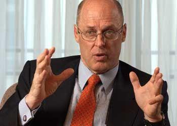 """""""Strategischer Dialog"""": US-Finanzminister Paulson"""