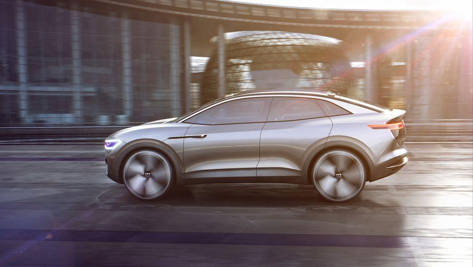 Elektroautostudie I.D. Crozz: In China will VW bereits 2018 ein Günstig-Elektroauto auf den Markt bringen