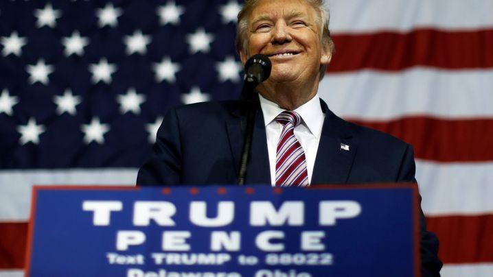 Zahlreiche Branchen profitieren von US-Wahl: Waffen, Öl, Pharma - diese Firmen gewinnen mit Trump