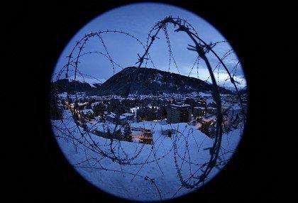 Hinter verschlossenen Türen: Das Weltwirtschaftsforum startet am Abend in Davos