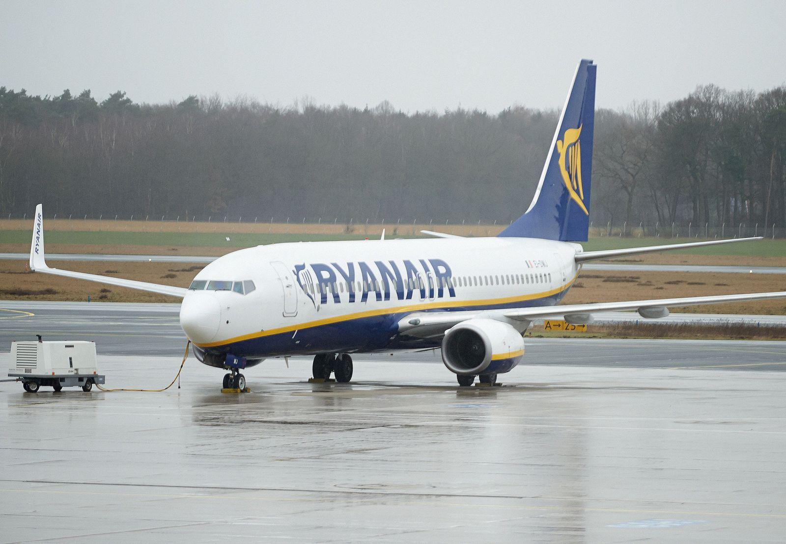 Ryanair in Münster