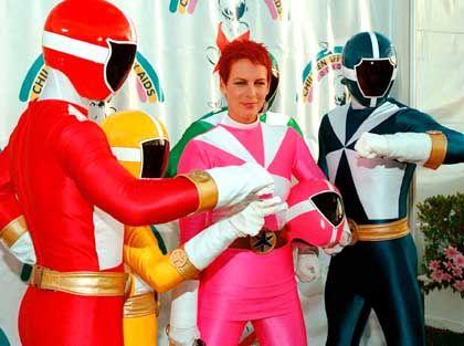 Erfolg macht sexy: Jamie Lee Curtis, Power Ranger