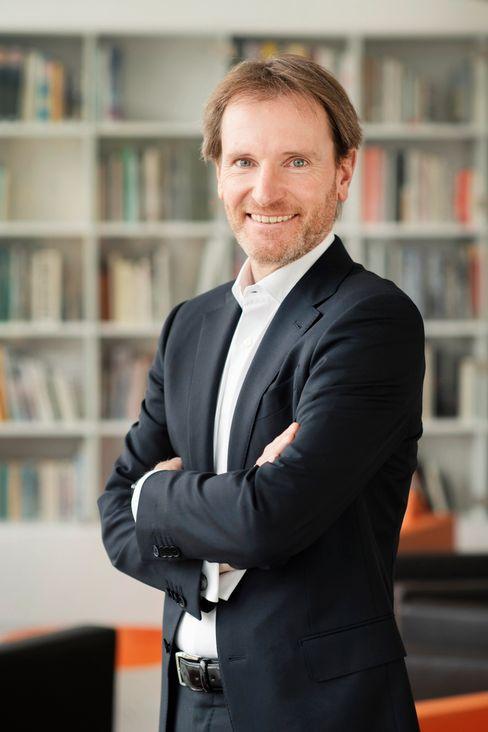 Neu im Revier: Thomas Schmidt gehört seit 2017 dem Haniel-Vorstand an