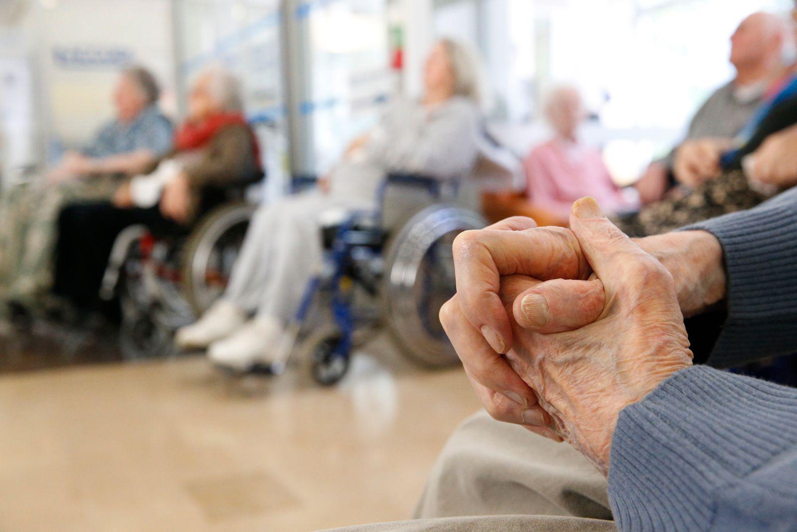 NICHT MEHR VERWENDEN! - Alzheimer / Patienten