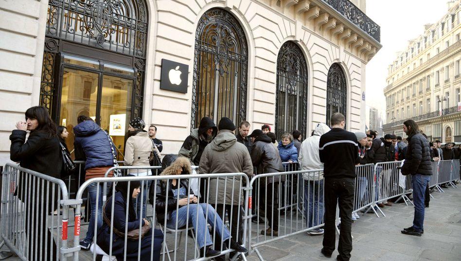 Apple-Store in Paris