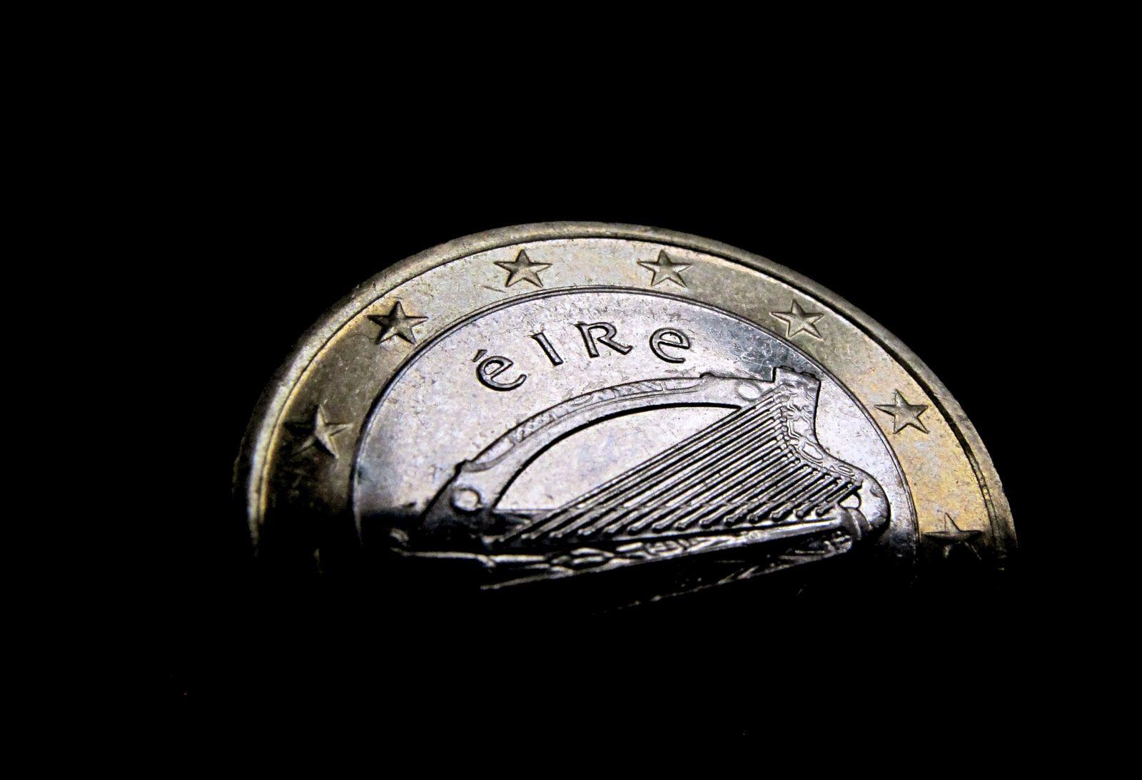 Euro Halbschatten / Symbol