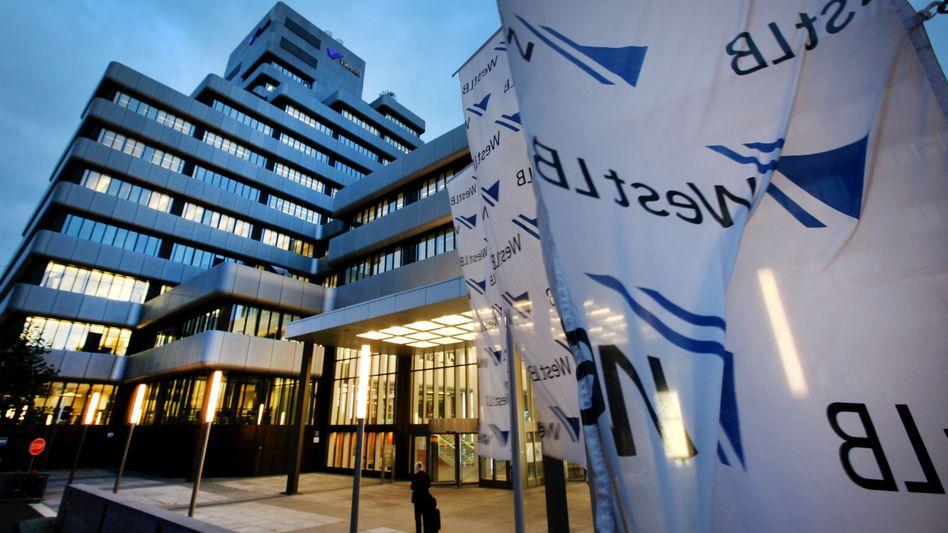 WestLB in Düsseldorf: Spartenverkauf steht an