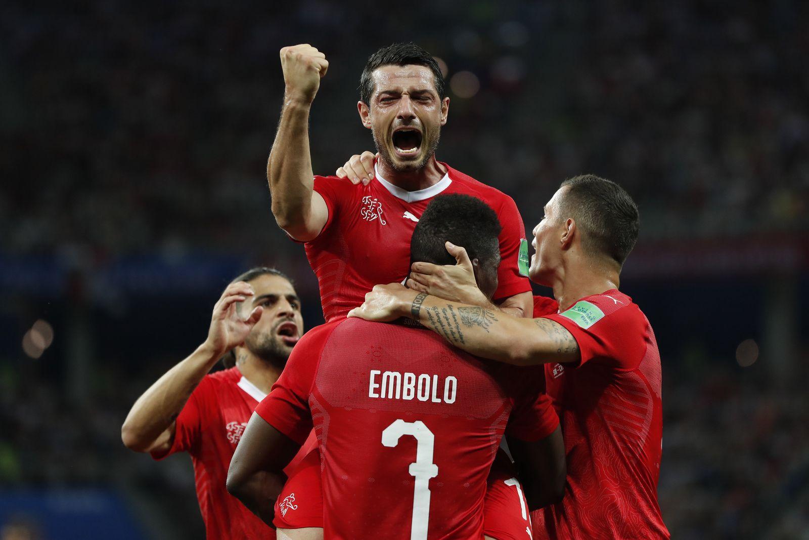 WM 2018 - Schweiz - Costa Rica