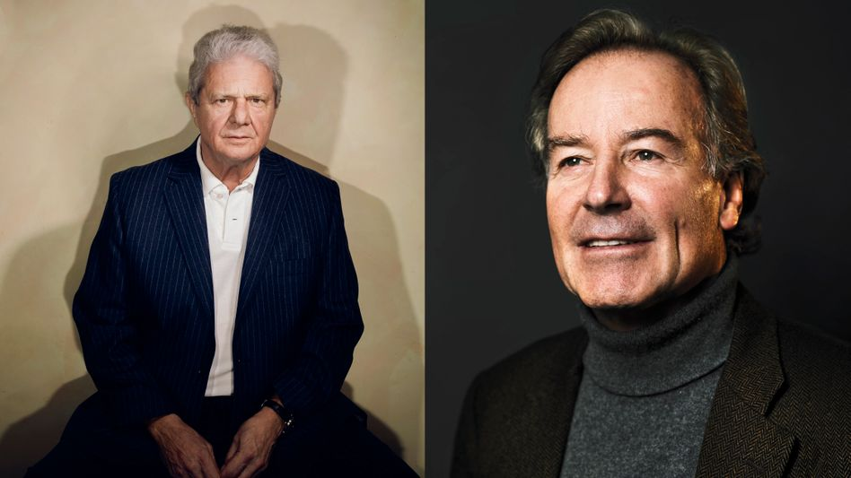Mut und Geld: Dietmar Hoppsteckte bis heute1,5 Milliarden Euroin Biotech-Start-ups wie CureVac. Thomas Strüngmann und Bruder Andreas stiegen mit rund 1 Milliarde Euro in die Branche ein.