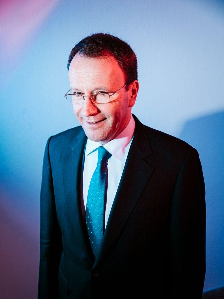 Ulf Mark Schneider hat für seinen Job bei Nestlé seinen ersten Vornamen abgelegt.