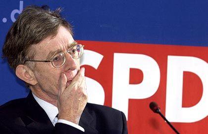 Viele Politiker sind bereit, ihre Pensionen zu beschneiden, sagt Dieter Wiefelspütz (SPD)