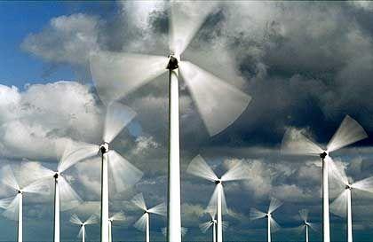 Erneuerbare Energien: Windenergie im Aufschwung