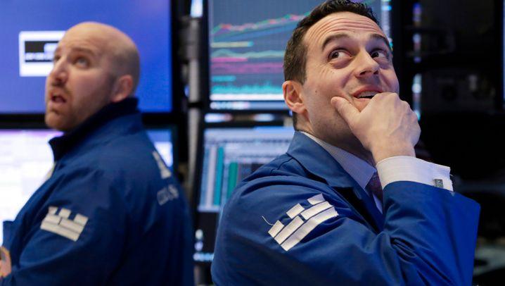 Von 1929 bis 2008: Die großen Aktiencrashs im Überblick