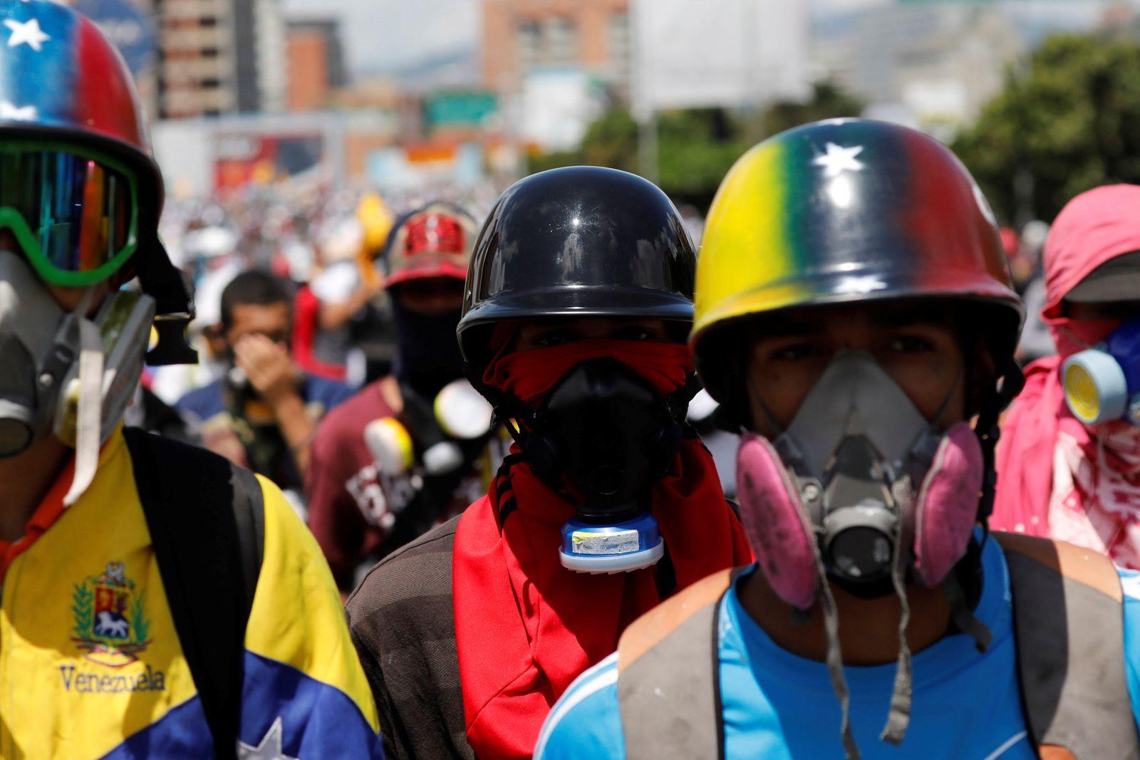 Venezuela / Protest