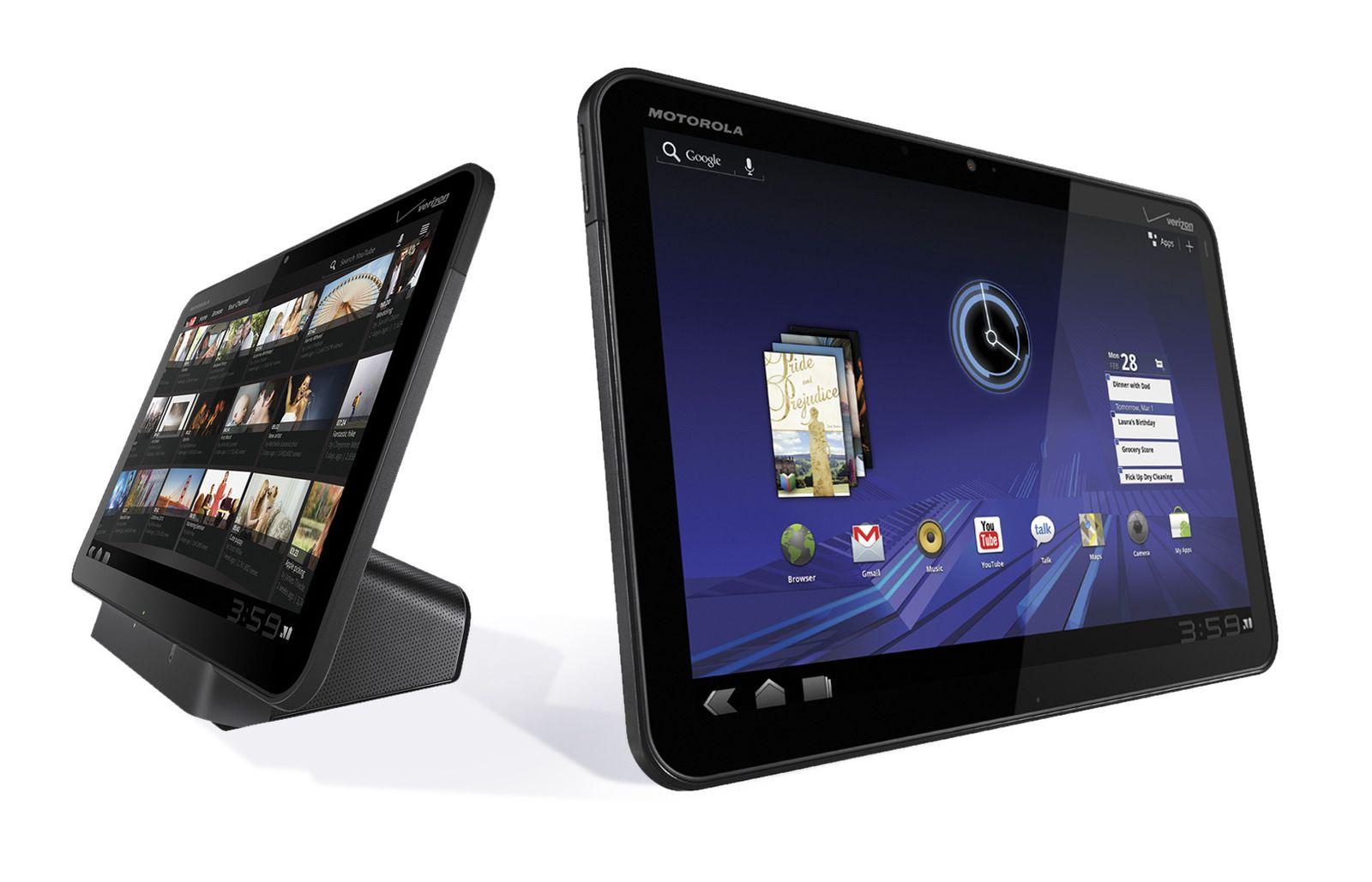 EINMALIGE VERWENDUNG Motorola Xoom / ASUS Tablet / Honeycomb