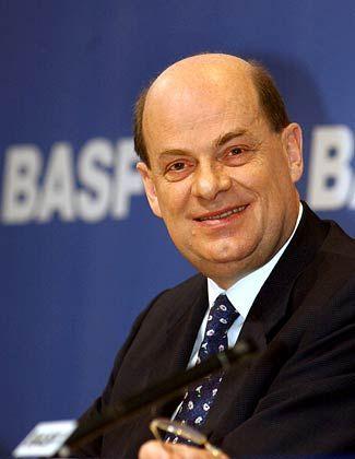 Manager des Jahres 2002: BASF-Chef Jürgen Strube