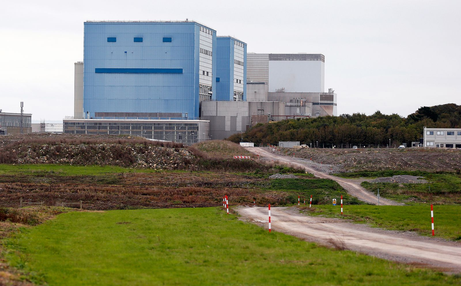 Atomkraftwerk Hinkley Point C