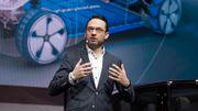 Christian Senger verliert seinen Posten als Softwarechef von Volkswagen