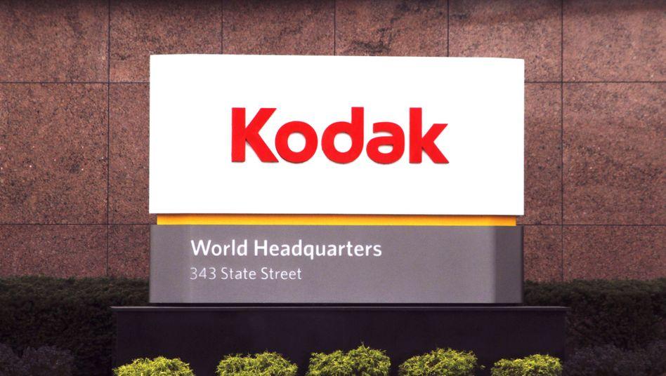 Wissensversteigerung: Kodak hat seine Patente schon vor einem Jahr zum Verkauf gestellt
