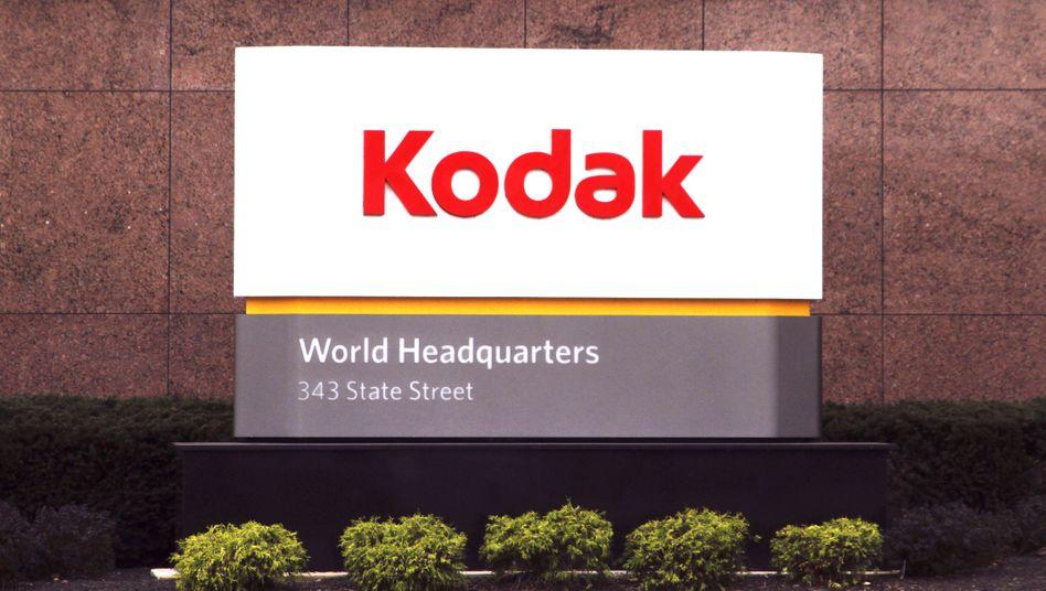 Kodak will künftig Arzneimittel-Bestandteile produzieren. Doch die Gespräche mit der US-Regierung über einen Staatskredit wurden nun gestoppt.