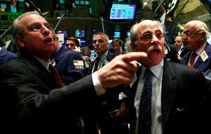 Ausverkaufsstimmung: Der November könnte einer der schlechtesten Börsenmonate in New York werden