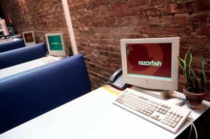 Razorfish: Das Geschäft mit der Online-Werbung