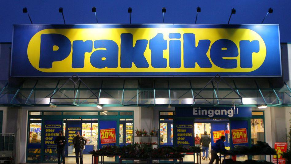 Praktiker-Baumarkt in Bentwisch bei Rostock: Mitarbeiter müssen sich auf Verlust des Arbeitsplatzes einstellen