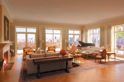 """Zimmer mit Aussicht:Im """"Fifteen"""" am Central Park lässt es sich leben"""