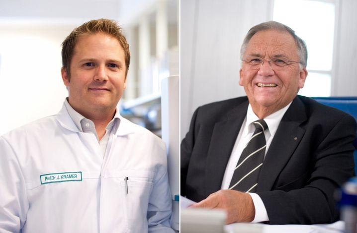 Jan und Detlef Kramer