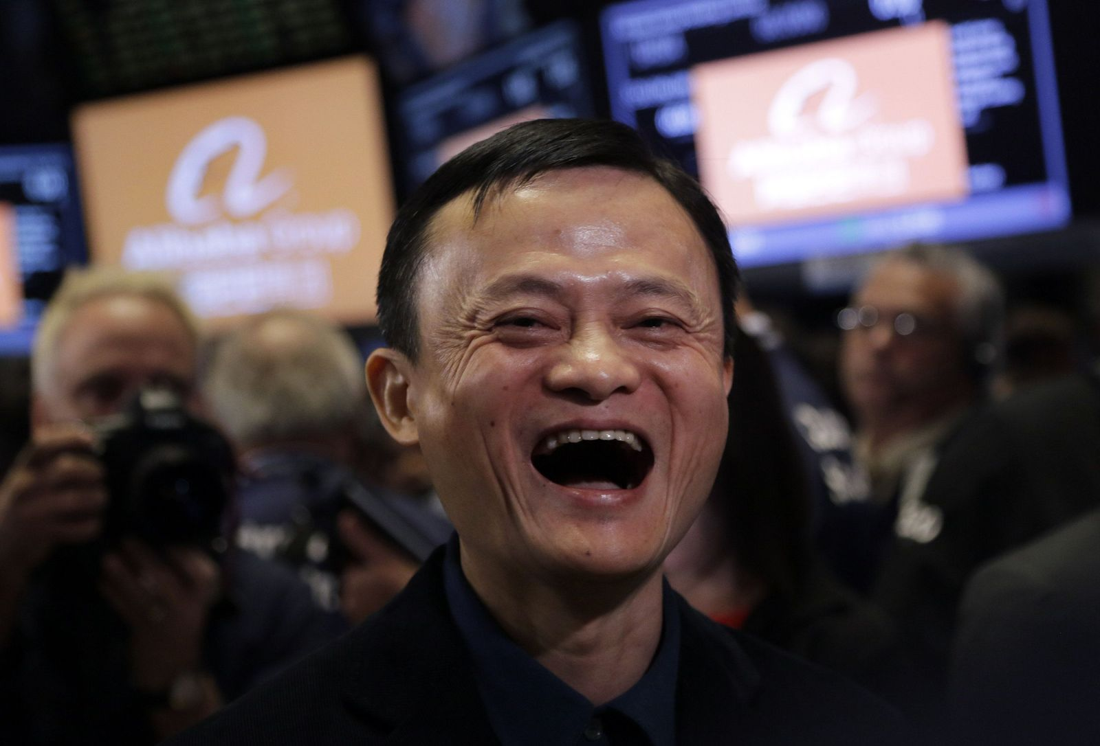 Jack Ma / Alibaba