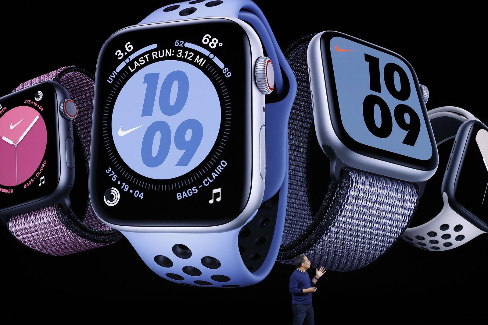 Apple/ Keynote September 2019/ Applewatch