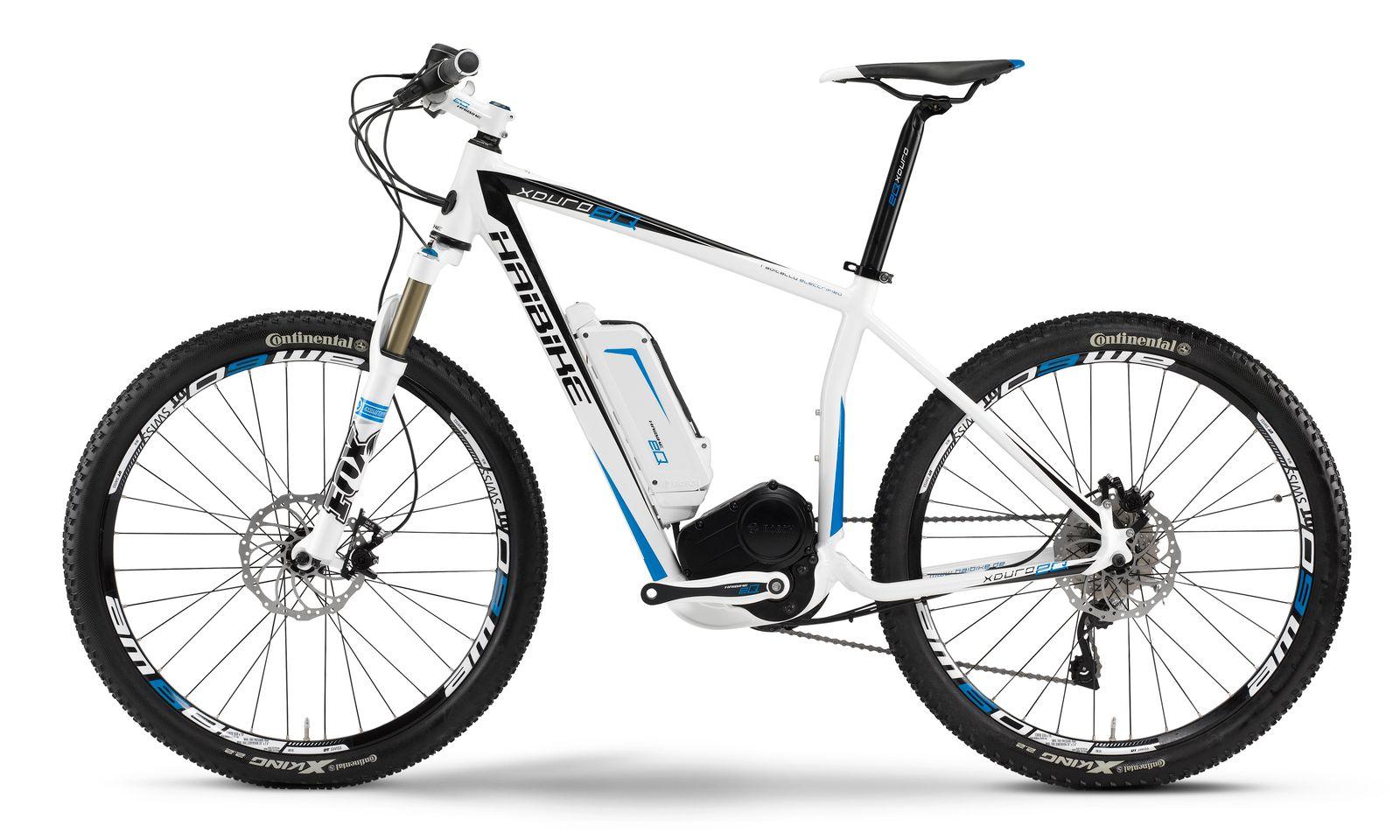 Mountainbike / eQ Xduro RX / Haibike