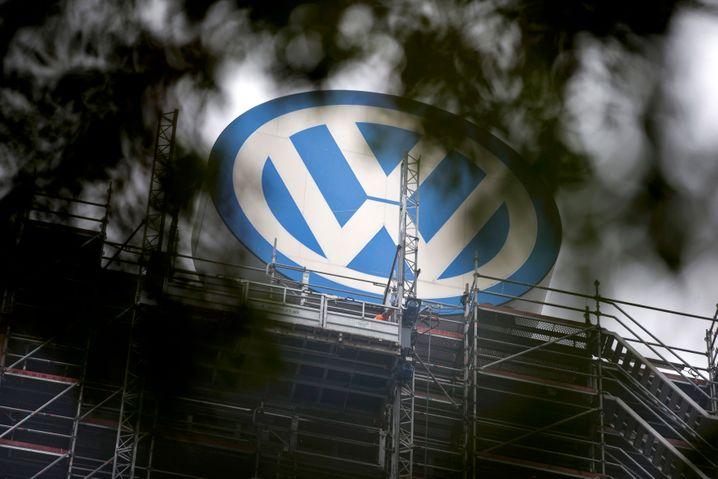 """VW-Zentrale in Wolfsburg: """"Sicherstellung von Unterlagen und Datenträgern"""""""