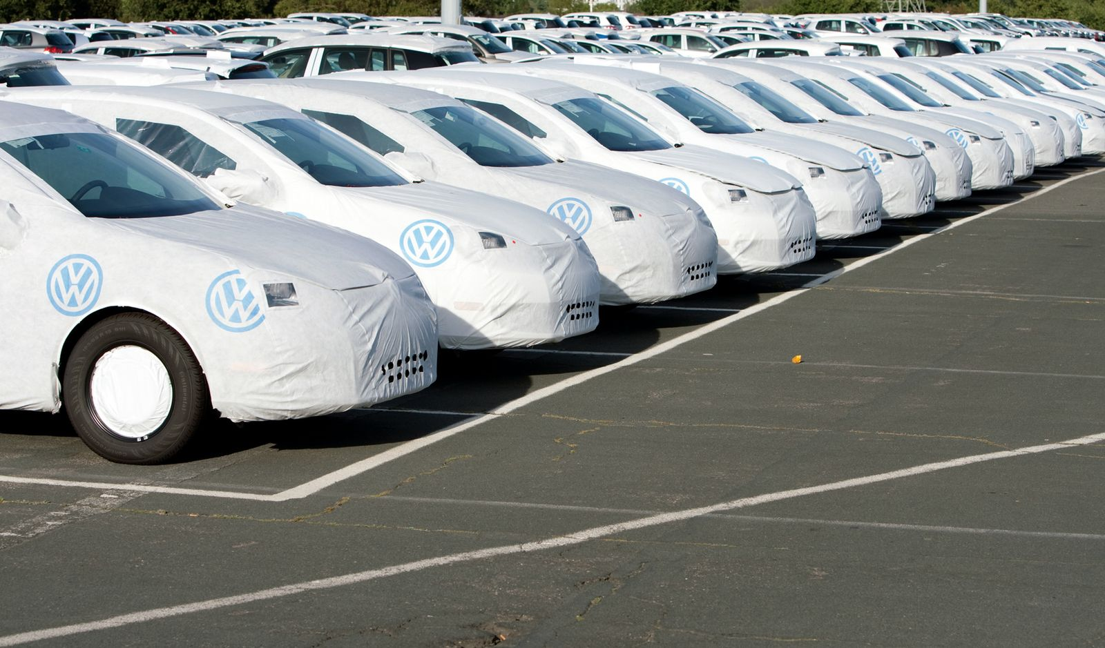 für mmO-Themenseite VW: Volkswagenwerk Wolfsburg / VW / Autostadt / Autos