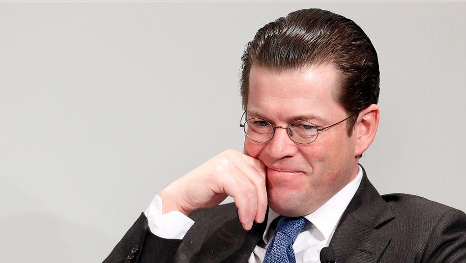 Karl-Theodor zu Guttenberg: Noch mal Glück gehabt