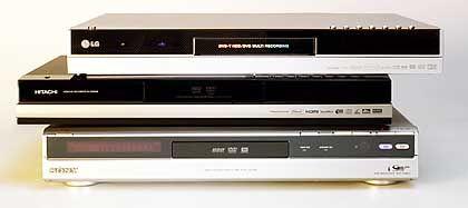 Zeitversetzt fernsehen: Festplattenrekorder haben viele Vorteile - die Verarbeitung von Digital-TV gehört aber nicht dazu
