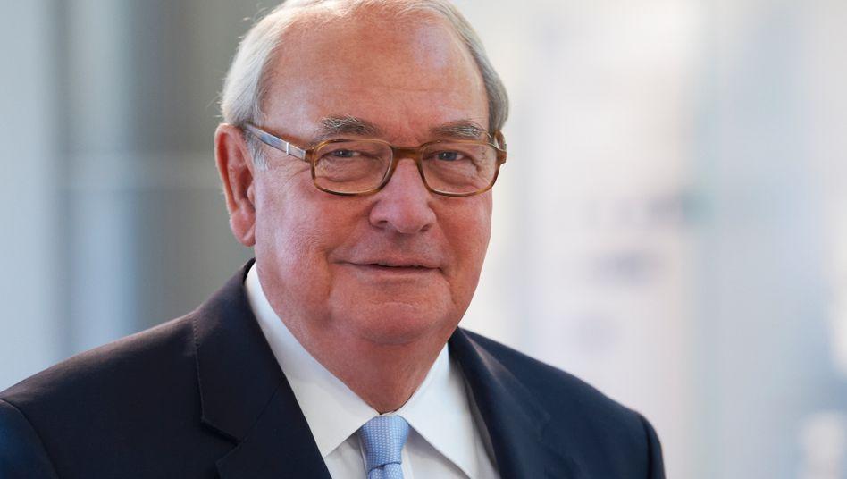 Heinz Hermann Thiele und seine Familie wollen bis zu 30 Prozent der Papiere von Knorr-Bremse an die Börse bringen. Erster Handelstag soll diesen Freitag sein