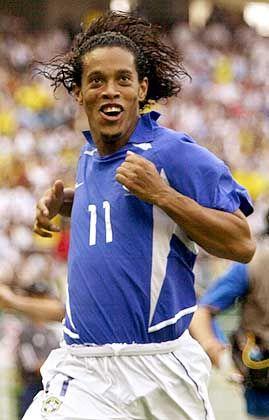 Ronaldinho: 10 Millionen Euro