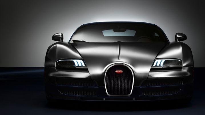 Ettore Bugatti: Der 2,35-Millionen-Euro-Flitzer
