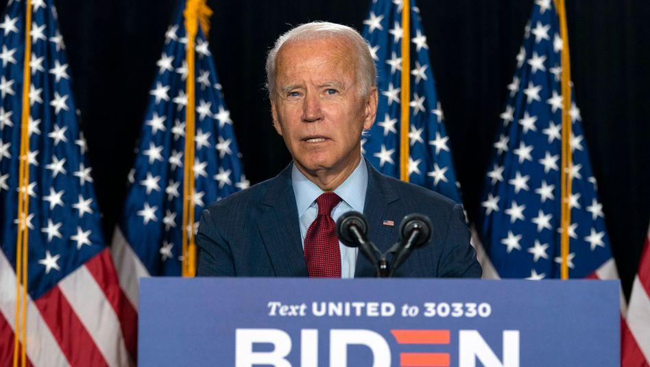 Joe Biden: Der 77-Jährige will das Land wieder einen und gegen systematischen Rassismus vorgehen