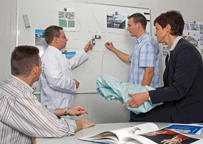 Lukrative Tüftler: Viele Unternehmen prämieren die Vorschläge ihrer Mitarbeiter